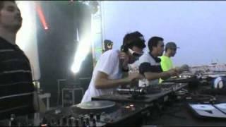 Dirtyphonics Live 23 Juillet Les plages Elelctroniques