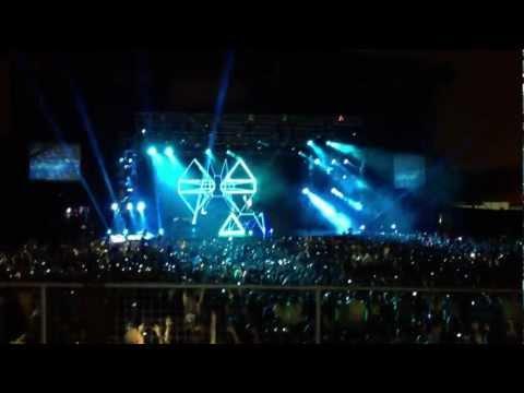 David Guetta Concierto Guayaquil Ecuador