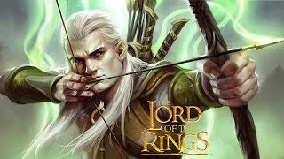 Elfo Sagrado - Sacred Elf / Epic Orchestral ( Lord of the Rings - Senhor dos Anéis)