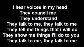 Randy Orton Theme - Voices Lyrics