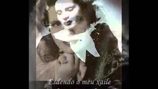 Amália Rodrigues : Lágrima - Subtitulada