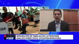 Elección en Colombia y Separación de familias en EE.UU. Analizamos los temas con Andrés Machado