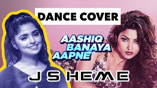 Aashiq Banaya Aapne | Dance Cover | J S Heme ft Eagles Dance Company | Choreographer Tanjil