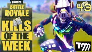 Fortnite Battle Royale - Top 10 Kills of the Week #43 (Best Fortnite Kills)