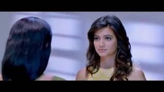 Kriti Kharbanda Tempting Upendra    Super Ranga Kannada Movie Romantic Scene