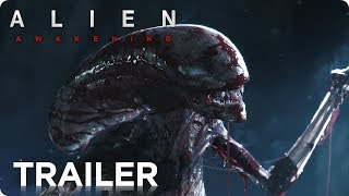 ALIEN: Awakening (2021) Teaser Trailer Concept #1 [HD] Ridley Scott Si Fi Movie