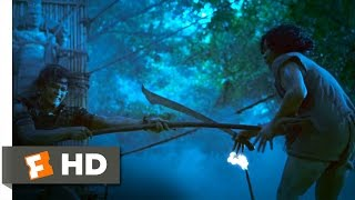 Ong Bak 2 (5/10) Movie CLIP - River Fight (2008) HD