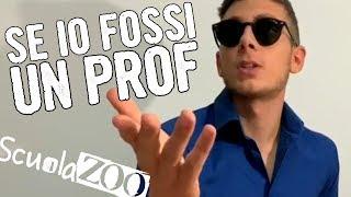 SE IO FOSSI UN PROF [PARODIA] - Blow Dry #ScuolaZoo