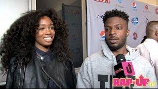 TDE's SZA and Isaiah Rashad Talk Kendrick Grammy Performance