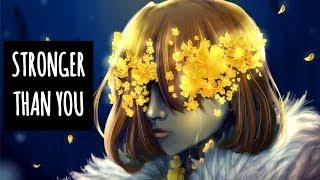 Stronger Than You - Flowerfell Frisk ❀