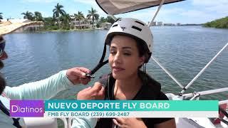 Fly Board, nuevo deporte