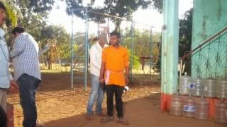 Bhojpuri Movie Jab Jab Khoon Pukare Shooting