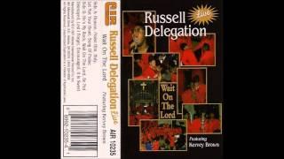 He's My Rock : Russell Delegation : Teresa Johnson