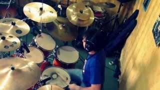 Catupecu Machu - Y lo que quiero es que pises sin el suelo - Quitox drum cover