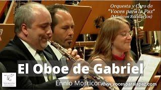 El oboe de Gabriel. Ennio Morricone (La Misión)