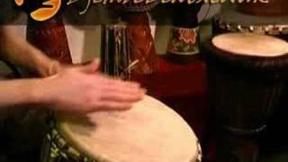 Djembe Beats Kpanlogo 1