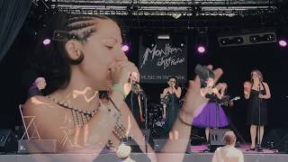 WHY DON'T YOU DO RIGHT cover by The Ladies Sing at Montreux Jazz Festival 15 july 2017