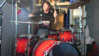 All Time Low Drum Cover- Dear Maria, Count Me In