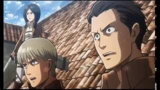 Attack Of Troubled Times ~ Attack on Titan/Green Day AMV