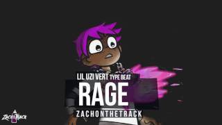 "*FREE Lil Uzi Vert Type Beat ""RAGE""  [Prod. By ZachOnTheTrack]"