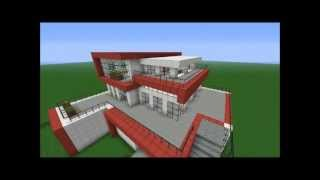 Download minecraft moderne h user for Minecraft modernes haus download 1 7 2