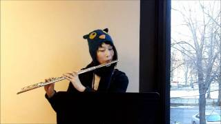 Flute Toot-orial: Etude No. 3 (Gariboldi, Giuseppe 1833-1905)