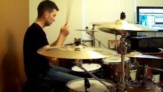 War of Change - Thousand Foot Krutch - drum cover - Kaleb Lay