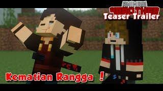 KEMATIAN RANGGA !!!  | Teaser Trailer Animasi 4 Brother Eps 5 Minecraft Indonesia