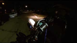 Supermoto Shenanigans: Girls LOVE My Wheelies!