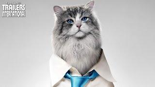 Virei Um Gato com Kevin Spacey   Trailer Oficial Dublado [HD]