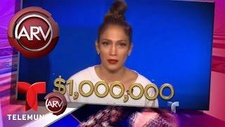 Jennifer López anuncia  nuevo reality show   Al Rojo Vivo   Telemundo