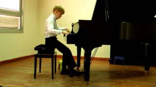 Alexander Kuzminykh  - Cadenza by Mozart (Mozart, Piano Concerto No. 23 in A Major, K. 488)
