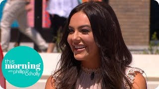 Love Island's Rosie on Her Rollercoaster Time in the Villa   This Morning