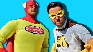 """SuperHero and Sidekick! """"Duo""""  (Episode 1)"""