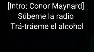 Subeme La Radio-Enrique Iglesias Cover by Conor Maynard