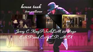 "Official Video Jerry C. King ""Psalm 23"" (Virgo E.S.P., C.H.L.P. mix) featuring  GORILLA DANCE CREW"