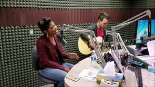 "Jasmine Murray visit to Faith Radio; Alabama - November 2, 2016 | ""Fearless"""