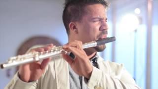 Giovanni Pérez --- Commercial Flutist --- Trevor James Flute Artist