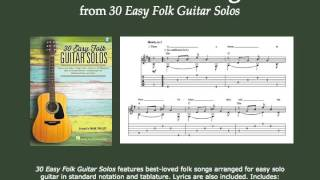 House of the Rising Sun (folk guitar instrumental solo)