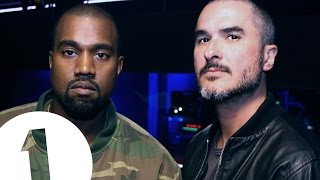 Zane Lowe Interviews Kanye West (Again) 2015