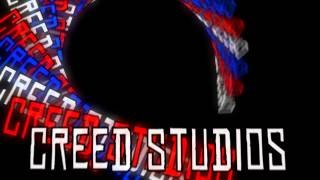 Creed Studios Echospace Logo Red White Blue (no sound)