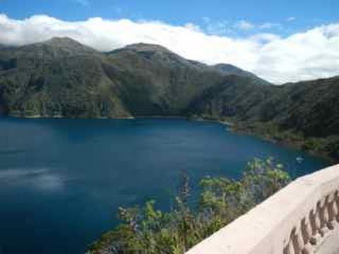 Laguna de Cuicocha, Cotacachi (things to do near Otavalo)