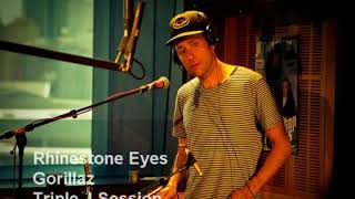Rhinestone Eyes - Gorillaz (Triple J Session)