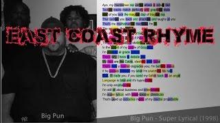 Big Pun - Super Lyrical (1998) | Check The Rhyme
