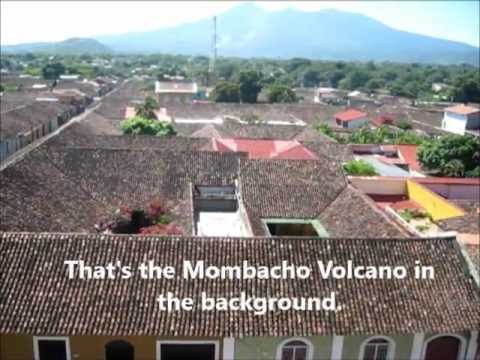 Nicaragua: Bird's Eye View of Granada – International Living