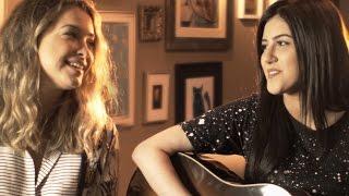 Sofia Oliveira e Lua Blanco - Nosso Amor (cover MC Pedrinho)