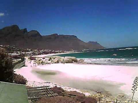 Timelapse Video – Glen Beach & Camps Bay – 20/01/2011