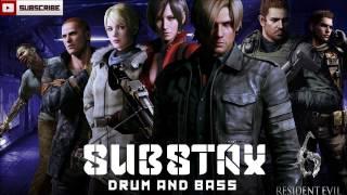 Resident Evil 6 The Mercenaries Theme - SubstaX D&B Edit (2013 VIP) [Free Download]