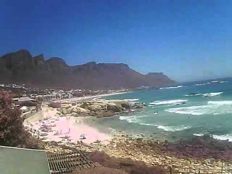 Timelapse Video – Glen Beach & Camps Bay – 14/11/2010