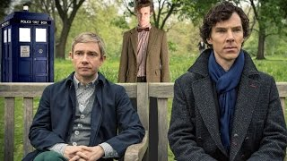 Doctor Who Vs Sherlock - Wholock - Trailer